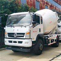 河北供应商砼运输搅拌机底盘厂家